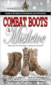 Tammy L. Godfrey - Combat Boots and Mistletoe