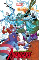 Marvel Universe Avengers Earth's Mightiest Heroes Volume 4