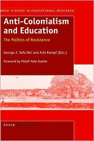 Anti-Colonialism And Education