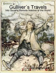 Jonathan Swift - Gulliver´s Travels: Into Several Remote Nations of the World