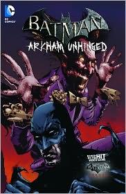 Jason Alexander Derek Fridolfs - Batman: Arkham Unhinged Vol. 3 (NOOK Comic with Zoom View)