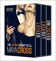 Maya Cross - The Alpha Group Trilogy (Complete Collection)