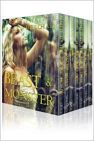 Natalie Deschain Audrey Grace - Beast & Monster (7 Paranormal Erotica Stories)