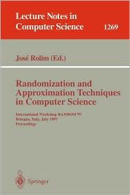 Randomization and Approximation Techniq...