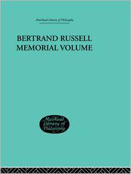 George W  Roberts - Bertrand Russell Memorial Volume