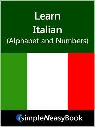 Kalpit Jain - Learn Italian (Alphabet and Numbers)