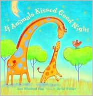 If Animals Kissed Good Night by Ann Whitford Paul: Book Cover