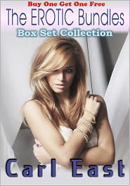 Carl East - The Erotic Bundles Box Set Collection