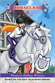 Western Riding Winner (Horseland Series #5)