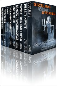 Savannah Reardon, Giselle Renarde, Polly J Adams, Alexx Andria Selena Kitt - Sizzling Ghost Stories (Erotic Paranormal Anthology)