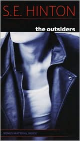 Who wrote the book the outsiders