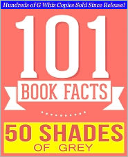 G Whiz - Fifty Shades of Grey - 101 Amazingly True Facts You Didn't Know