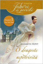 Elizabeth Hoyt - O dragoste nepotrivită (Romanian edition)