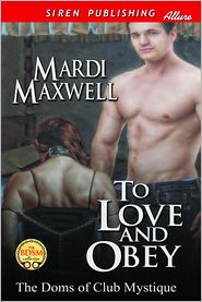 Mardi Maxwell - To Love and Obey