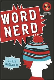 Word Nerd by Susin Nielsen: Book Cover