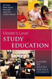 Masters Level Study in Education: A Gui...