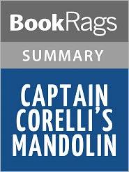 BookRags - Captain Corelli's Mandolin by Louis de Bernières l Summary & Study Guide