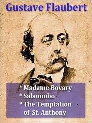 Flaubert, Gustave - Three FLAUBERT Classics, Volume I