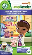 LeapFrog LeapReader Book, Disney Doc McStuffins: The New Girl: Product Image