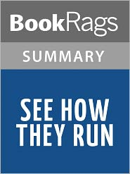 BooKRags - See How They Run by James Patterson Summary & Study Guide