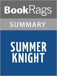 BooKRags - Summer Knight by Jim Butcher Summary & Study Guide