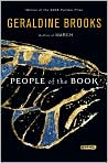 Book Cover Image. Title: People of the Book, Author: by Geraldine  Brooks
