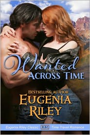 Eugenia Riley - WANTED ACROSS TIME