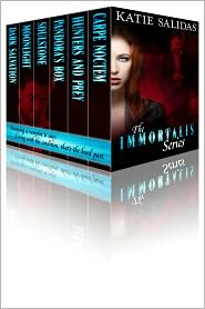 Katie Salidas - Immortalis Series Complete Boxed Set