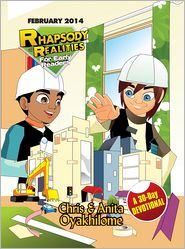 Pastor Chris and Anita Oyakhilome - Rhapsody of Realities for Early Readers: February 2014 Edition