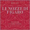 CD Cover Image. Title: Mozart: Le Nozze di Figaro, Artist: Teodor Currentzis