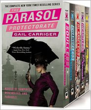 Gail Carriger - The Parasol Protectorate Boxed Set
