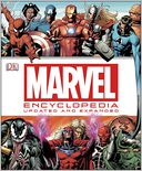 Marvel Encyclopedia by DK Publishing: Book Cover