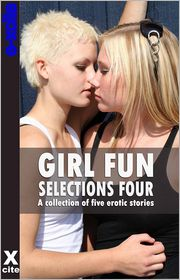 Eleanor Powell, Teresa Joseph, Izzy French, N. Vasco, Miranda Forbes (Editor) Lynn Lake - Girl Fun Selections Four: A collection of five erotic stories