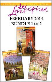 Leigh Bale, Renee Andrews  Brenda Minton - Love Inspired February 2014 - Bundle 1 of 2