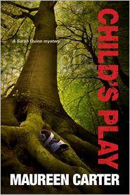Maureen Carter - Child's Play: A Sarah Quinn British Police Procedural