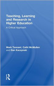 Teaching, Learning, and Research in Hig...