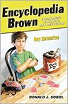 Book Cover Image. Title: Encyclopedia Brown, Boy Detective (Encyclopedia Brown Series #1), Author: by Donald J. Sobol