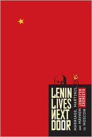 Jennifer Eremeeva - Lenin Lives Next Door