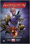 Book Cover Image. Title: Guardians of the Galaxy Volume 1:  Cosmic Avengers (Marvel Now), Author: by Brian Michael Bendis