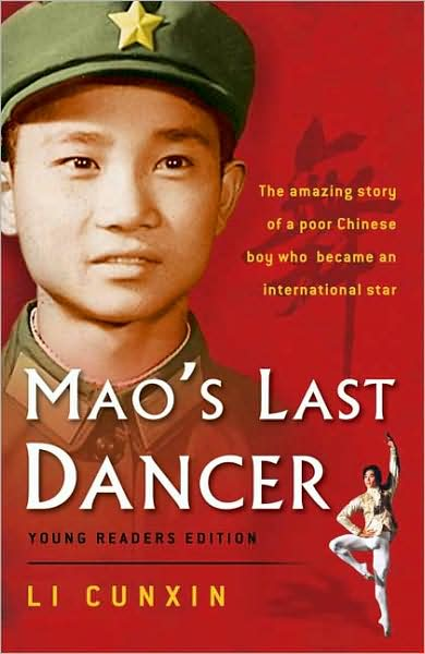 Mao's Last Dancer Li Cunxin believes mistakes teach the most valuable lessons