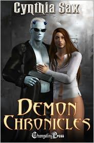 Cynthia Sax - Demon Chronicles (Collection)