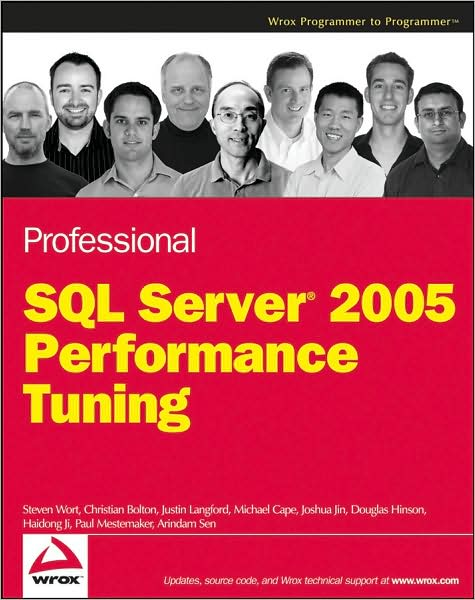 Professional SQL Server 2005 Performance Tuning~tqw~_darksiderg preview 0