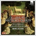 CD Cover Image. Title: Bach: Matth�us-Passion, Artist: RIAS-Kammerchor Berlin