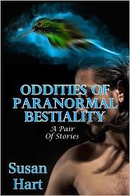 Julie Rowe - Oddities Of Paranormal Bestiality (A Pair Of Erotic Stories)