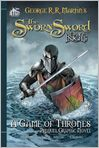 Book Cover Image. Title: The Sworn Sword:  The Graphic Novel, Author: by George R. R. Martin