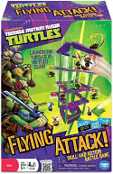 Teenage Mutant Ninja Turtles Flying Attack Game: Product Image
