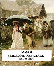 Jane Austen - Emma & Pride and Prejudice