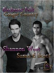 Susan E Scott Shannon West - Cougar Country
