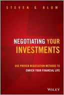 Negotiating Your Investments