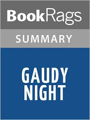 BookRags - Gaudy Night by Dorothy L. Sayers Summary & Study Guide